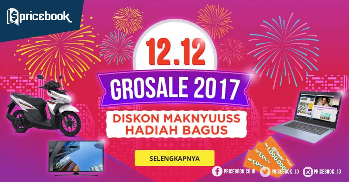 Daftar Promo Hp Terbaik Di Harbolnas 12 12 2017 Ralali Pricebook