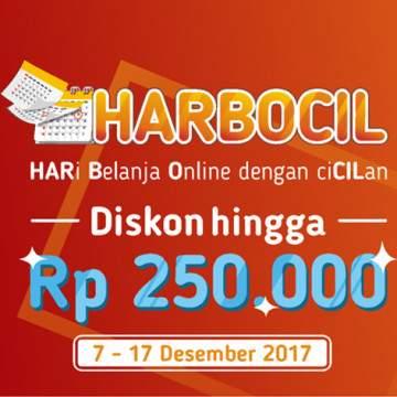 Maksimalkan Harbolnas 2017 dengan Promo HARBOCIL dari Kredivo