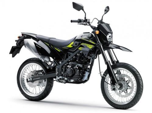 Kawasaki D-Tracker Standard