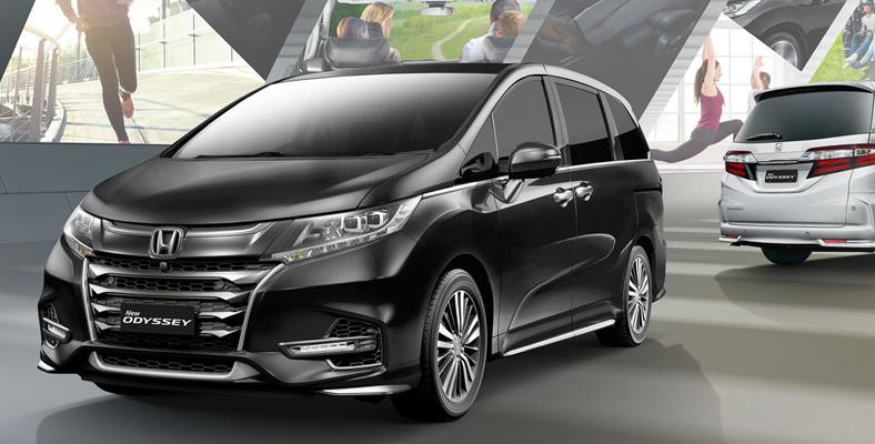 Honda New Odyssey