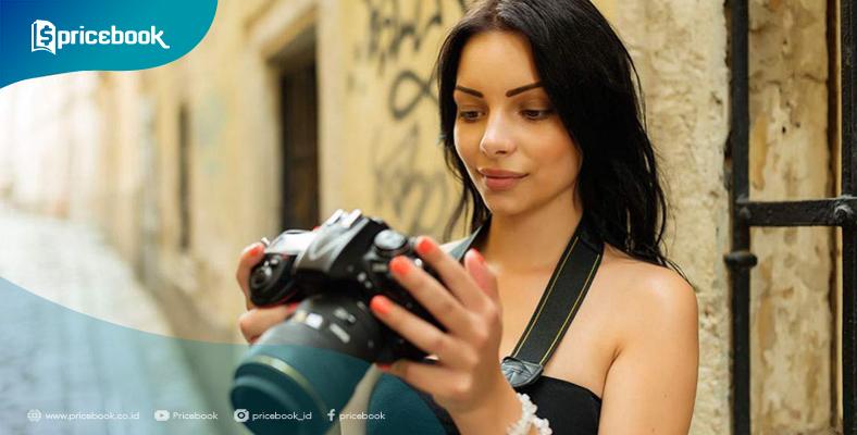 cara pake mode fokus manual di kamera