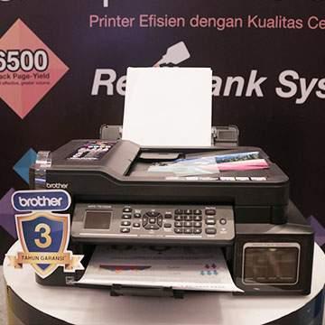 Brother Resmi Rilis 5 Printer dan 2 Scanner Terbaru