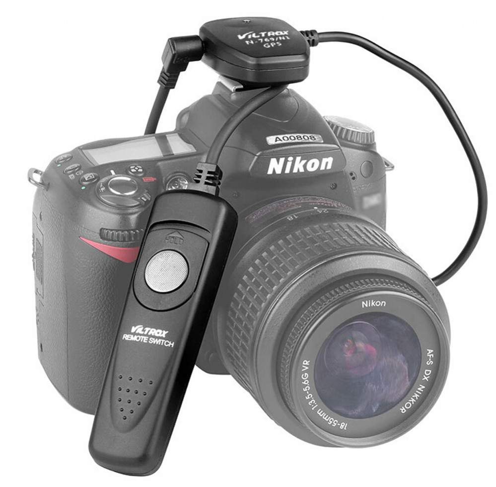 release cable dslr
