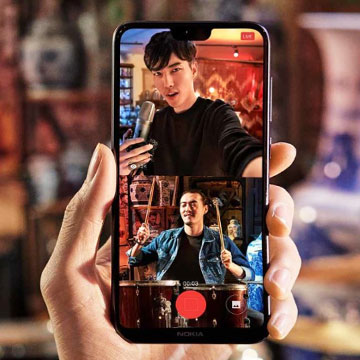 17 Hp Nokia Terbaru 2019, Android Spesifikasi tinggi Harga Murah