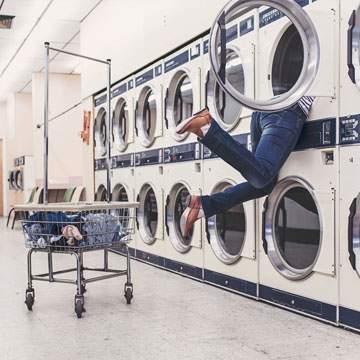 8 Mesin Cuci Laundry Tipe Front Loading Terbaik di 2020