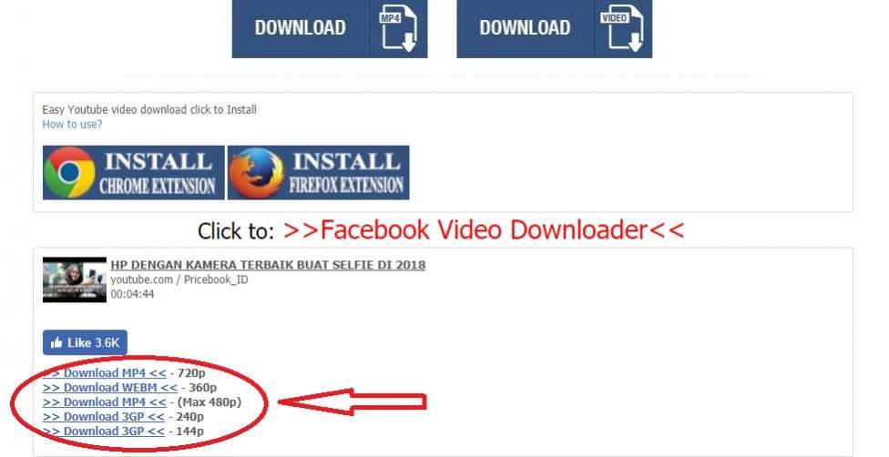 5 Cara Mudah Download Video Youtube Dari Hp Dan Laptop Pricebook