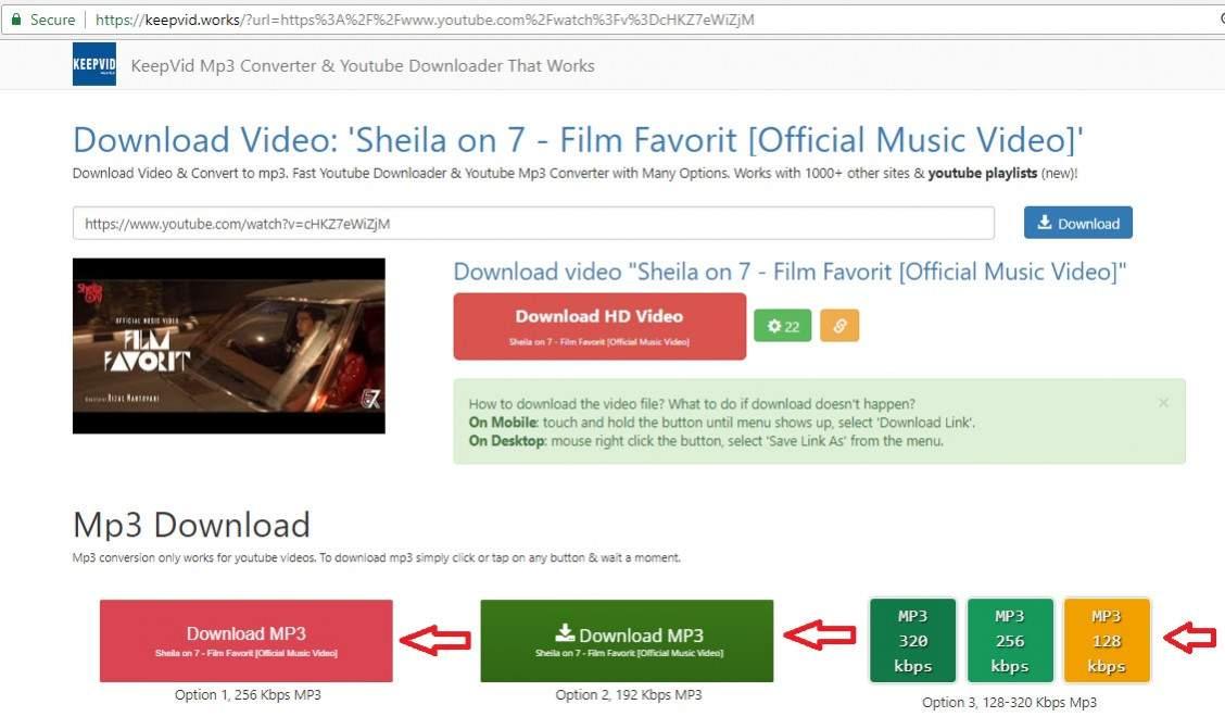 🏆 Download musik dari youtube jadi mp3 | Cara Mendownload