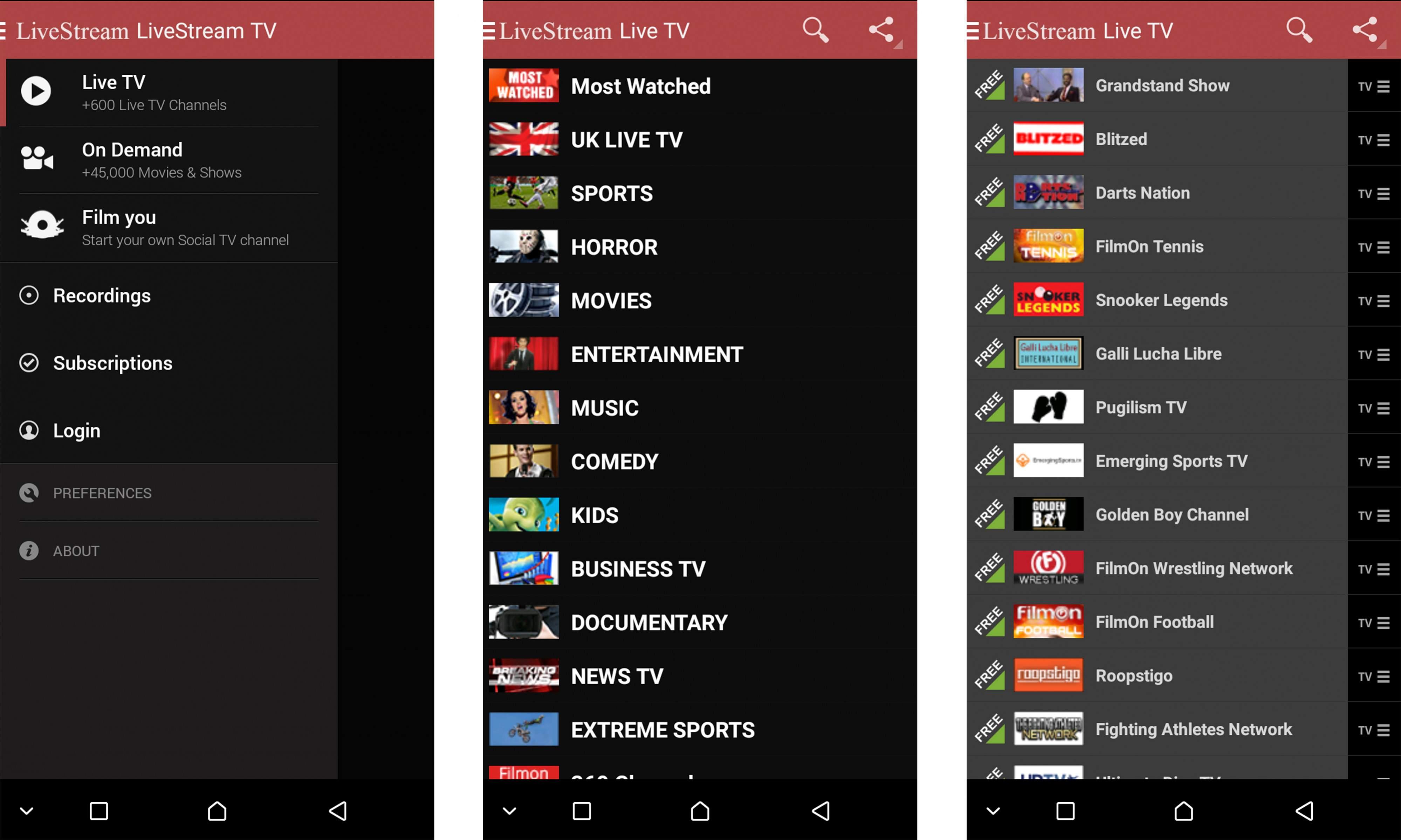 8 Aplikasi Live Streaming Bola Gratis Semua Liga Dan Pertandingan Pricebook