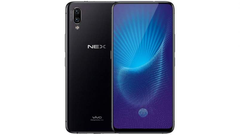 vivo nex s hp snapdragon 845