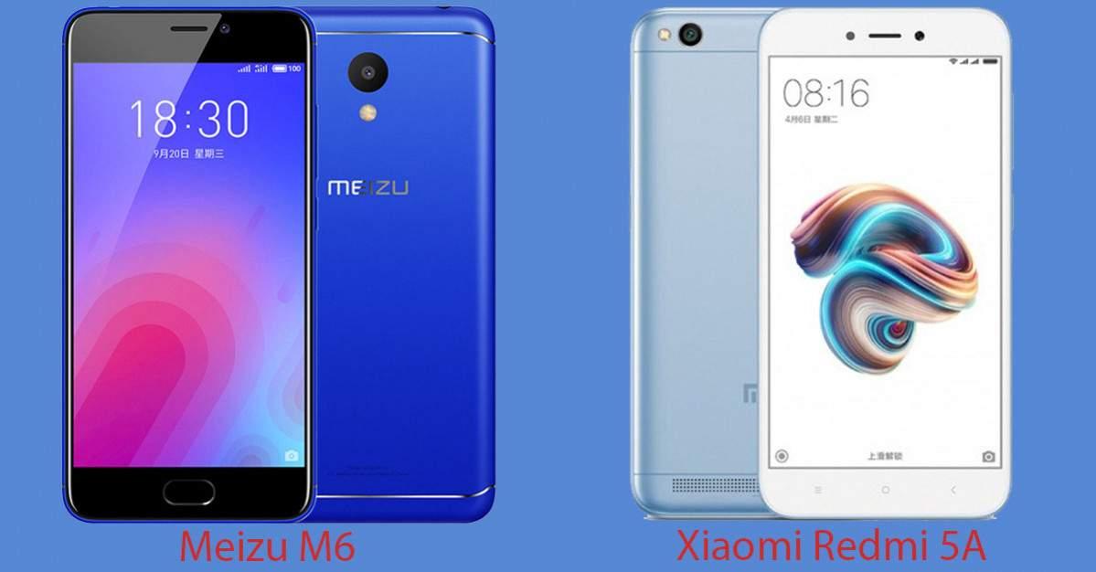 Meizu M6 Bakalan Menyaingi Xiaomi Redmi 5A dengan Harga Rp. 999.000