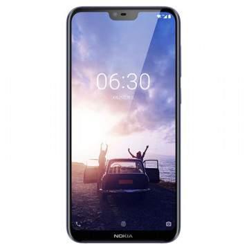 Tampilan Nokia X6 Bocor di Internet, Punya Notch di Atas Layar