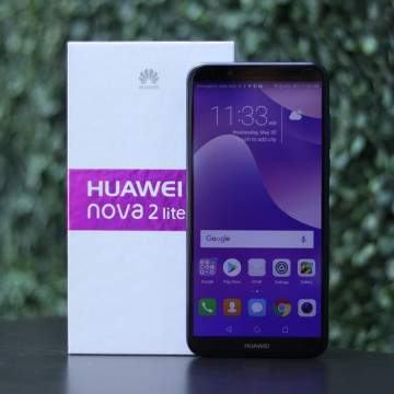 Review Huawei Nova 2 Lite, Hp Entry Level dengan Desain Kekinian