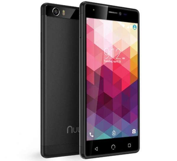Nuu Mobile Max 4 lite