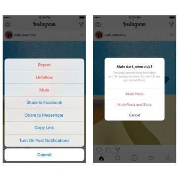 Instagram Rilis Fitur Mute Akun yang Tidak Disukai