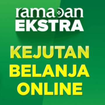 Kejutan Belanja Online Ramadan Ekstra dari Tokopedia Hanya di 25 Mei