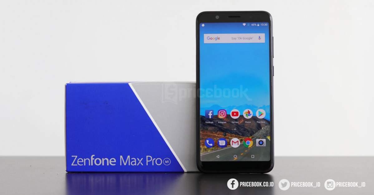 Jadi Hp Gaib Harga Asus Zenfone Max Pro M1 Naik Drastis Pricebook