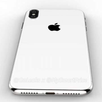 Bocoran Gambar iPhone Layar 6,5 Inci Terkuak, Desain Mirip iPhone X