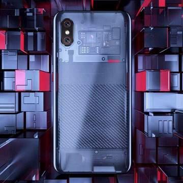 Mengintip Lebih Dekat Desain Transparan Xiaomi Mi 8
