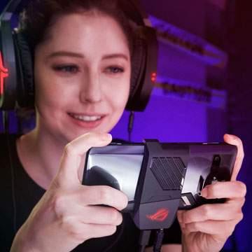 Hp Gaming Asus ROG Phone Meluncur Dengan Spek Dewa