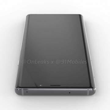 Bocoran Samsung Galaxy Note 9 Kembali Muncul, Desain Mirip dengan Note 8