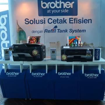Brother Luncurkan 2 Printer Terbaru yang Hemat Biaya Cetak dan Kertas