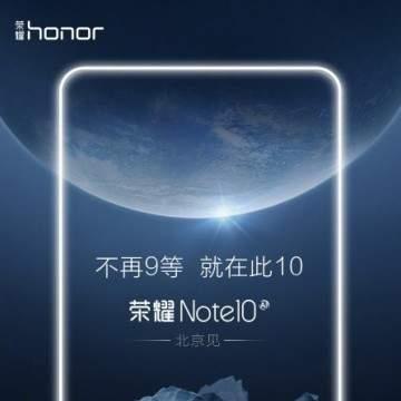Honor Note 10 Muncul di Geekbench, Segera Diluncurkan?