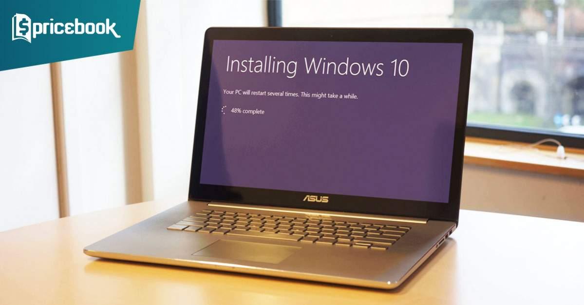 Cara Install Ulang Windows Tanpa Cd Atau Flashdisk Gampang Banget