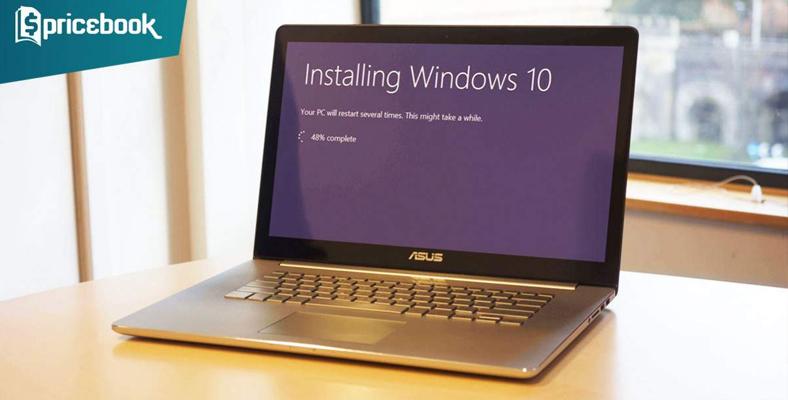 Cara Instal Ulang Windows 10 Tanpa CD Atau Flashdisk! | Pricebook