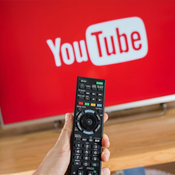 Cara Nonton Youtube di TV LED Biasa, Mudah, Gak Perlu Smart TV