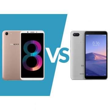 Xiaomi Redmi 6 vs OPPO A83, Duel Hp Pengguna Helio P Series