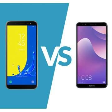 Samsung Galaxy J6 vs Huawei Nova 2 Lite, Duel Hp 2 Jutaan Spesifikasi Bersaing