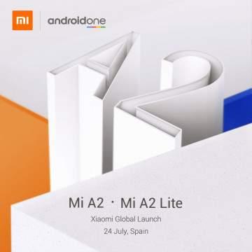 Xiaomi Konfirmasi Peluncuran Mi A2 dan Mi A2 Lite Pada 24 Juli