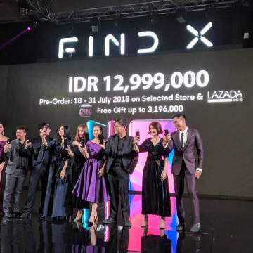 Harga OPPO Find X di Indonesia Lebih Murah, Ini Sebabnya!