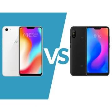 Xiaomi Redmi 6 Pro vs Vivo Y83, Perbandingan Dua Smartphone Hemat Baterai
