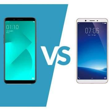 Adu Spesifikasi Hp RAM 3GB, OPPO A83 vs Vivo Y71