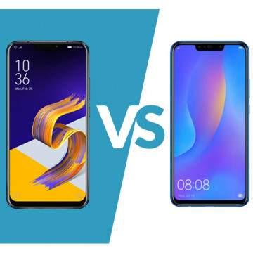 Huawei Nova 3i vs ASUS Zenfone 5, Adu Spesifikasi Hp 4 Jutaan Terbaru