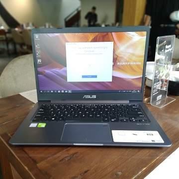 ASUS VivoBook 14 A411UF, Oke untuk Editing dan Gaming