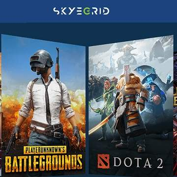 Skyegrid, Mainkan Game Triple A dari Hp atau Laptop Jadul