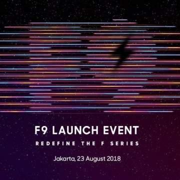 Ini Dia Tanggal Resmi Peluncuran OPPO F9 di Indonesia