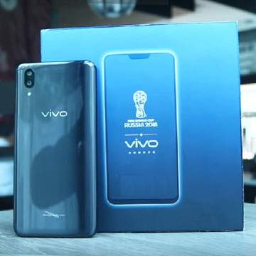 Vivo X23 Akan Jadi Hp RAM 10GB Pertama di Dunia?
