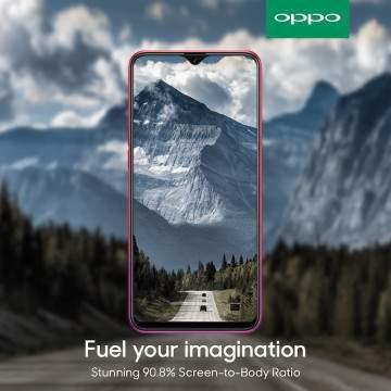 OPPO F9 Pro akan Segera Hadir, Gunakan AI Beauty 2.1