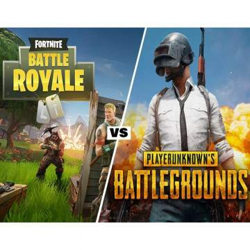 PUBG Mobile vs Fortnite Mobile, Perbedaan Game Battle Royale Mobile Terbaik 2018