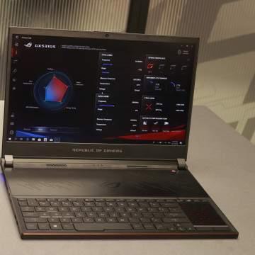 Menjajal Laptop Gaming ASUS Tertipis di Dunia