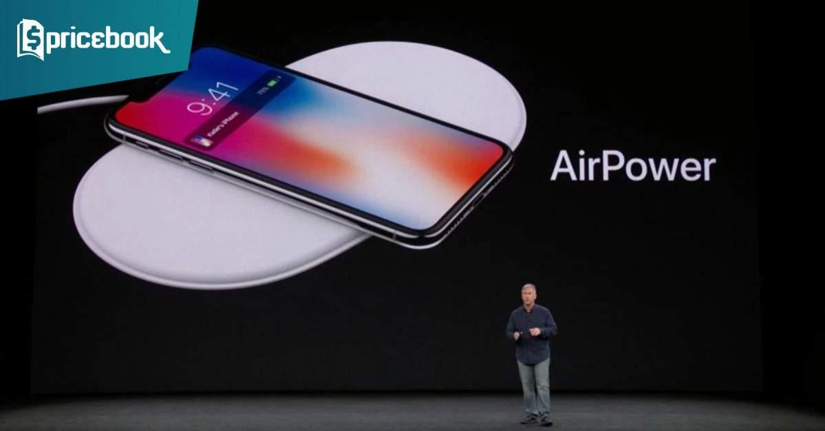 Wireless Charge Berteknologi Baru apple