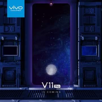 Vivo Siap Bawa V11 Pro ke Indonesia, Ini Bocoran Desainnya
