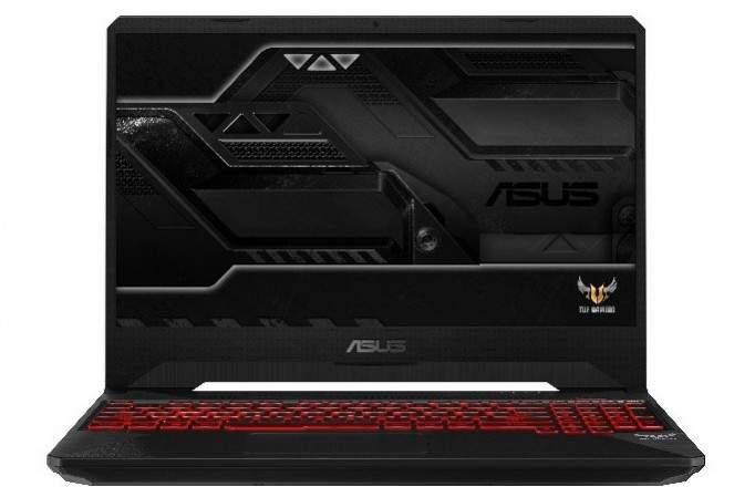 ASUS TUF Gaming FX505 dan FX705.