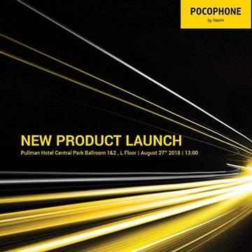 Bukan Mi A2, Tapi Xiaomi Boyong Pocophone F1 ke Indonesia