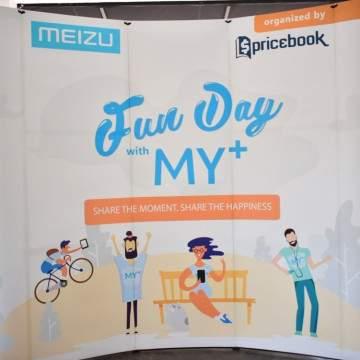 Pricebook dan Meizu Adakan Event Gathering bareng My+