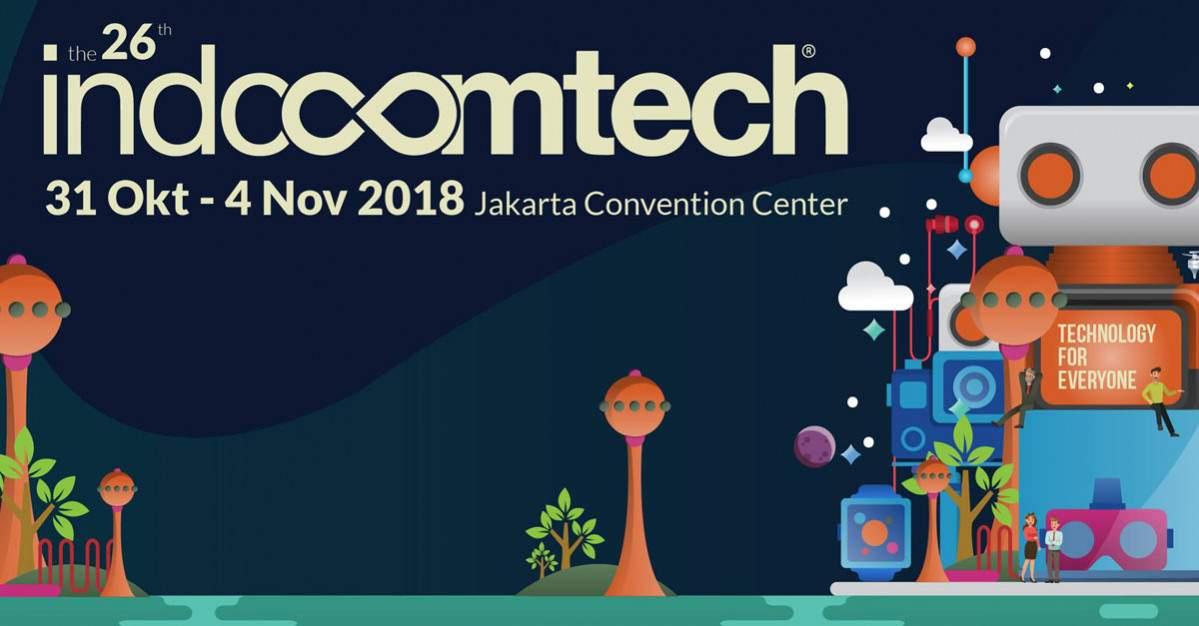 promo indocomtech 2018
