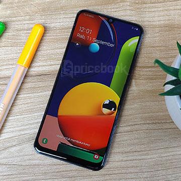 10 Hp Samsung RAM 4 GB Termurah di 2021